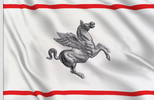 Tuscany Table Flag