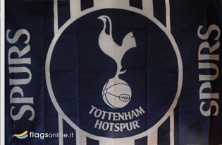 Bandera Tottenham Hotspur Football Club