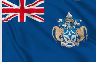 Flag Tristan da Cunha
