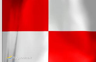 Bandera Letra U