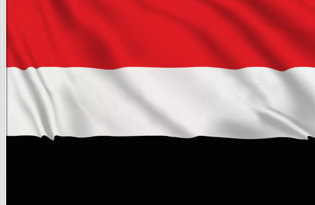 Yemen Table Flag