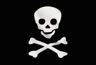 Bandera Jolly Roger