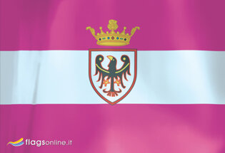 Trento Official Province Flag