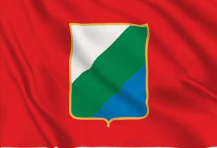 Flag Abruzzo