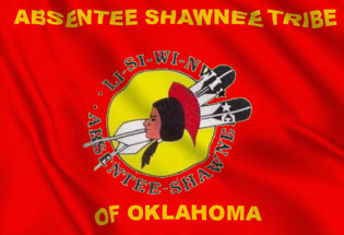 Flag Shawnee