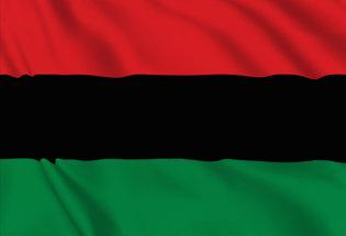 Bandera Afriicano-Americana