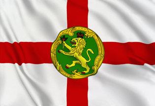 Bandera Alderney