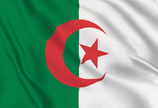 Bandera Argelia