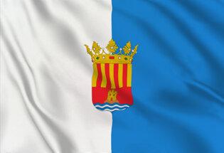 Bandera Provincia Alicante