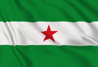 Bandera Arbonaida nacionalista