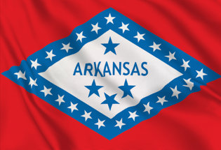 Flag Arkansas
