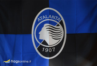 Flag Official Atalanta Bergamo