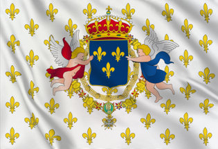 Flag Kingdom of France 1632