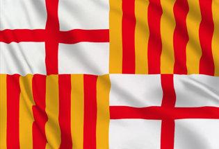 Flag Barcelona