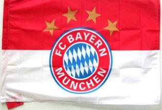 Flag FC Bayern Munchen