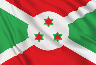 Bandera Burundi
