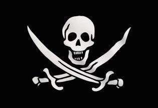 Bandera John Rackham