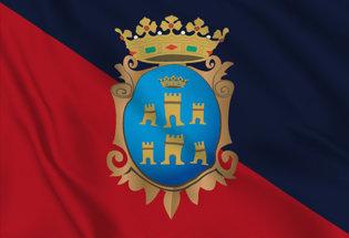 Flag Campobasso-city