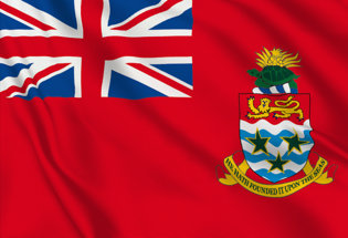 Flag Cayman Islands Civil Ensign
