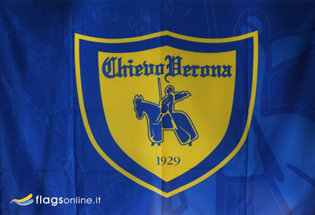 Flag Official Chievo Verona