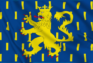 Flag Franche-Comte