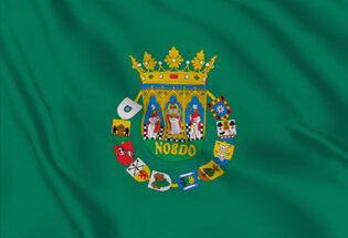 Bandera Provincia Sevilla