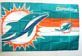 Bandera Miami Dolphins