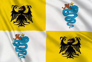 Flag Duchy of Milan