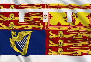 Flag Earl of Wessex Standard