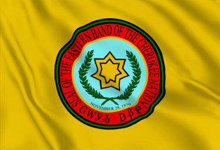 Flag East Cherokee