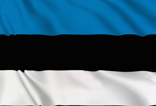 Bandera Estonia