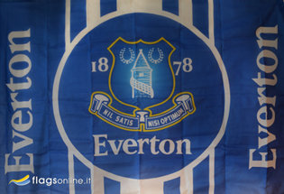 Flag Everton Football Club