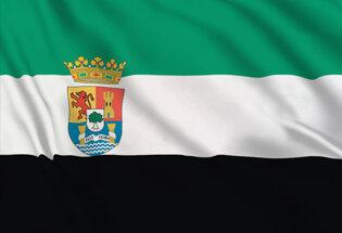 Flag Extremadura