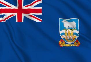 Bandera Islas Malvinas