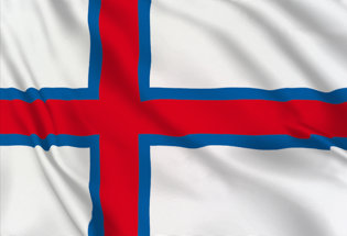 Flag Faroe Islands
