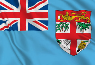 Bandera Fiji