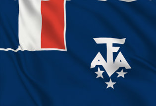 Flag French Antarctic