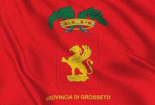 Flag Grosseto Province