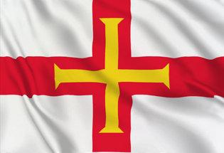 Flag Guernsey