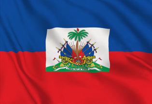 Bandera Haiti de Estado