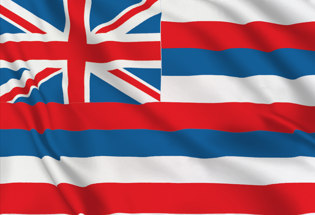 Flag Hawaii