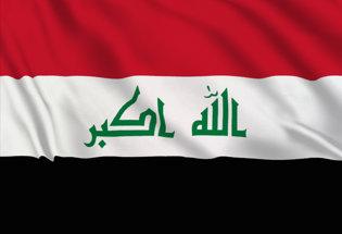 Bandera Iraq