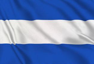 Bandera Letra J