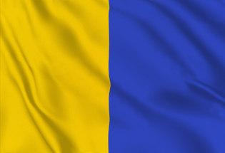 Bandera Letra K