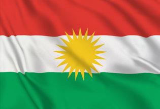 Flag Kurdistan