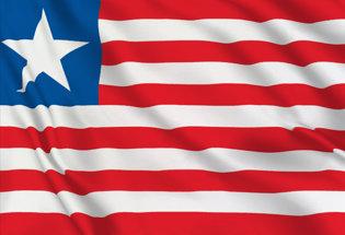 Bandera Liberia