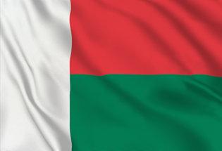 Flag Madagascar