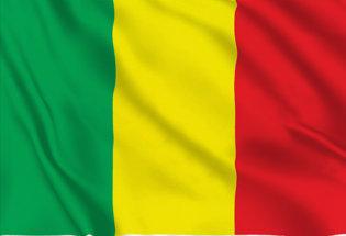 Flag Mali