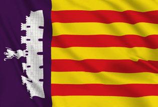 Bandera Mallorca