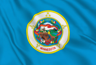 Flag Minnesota
